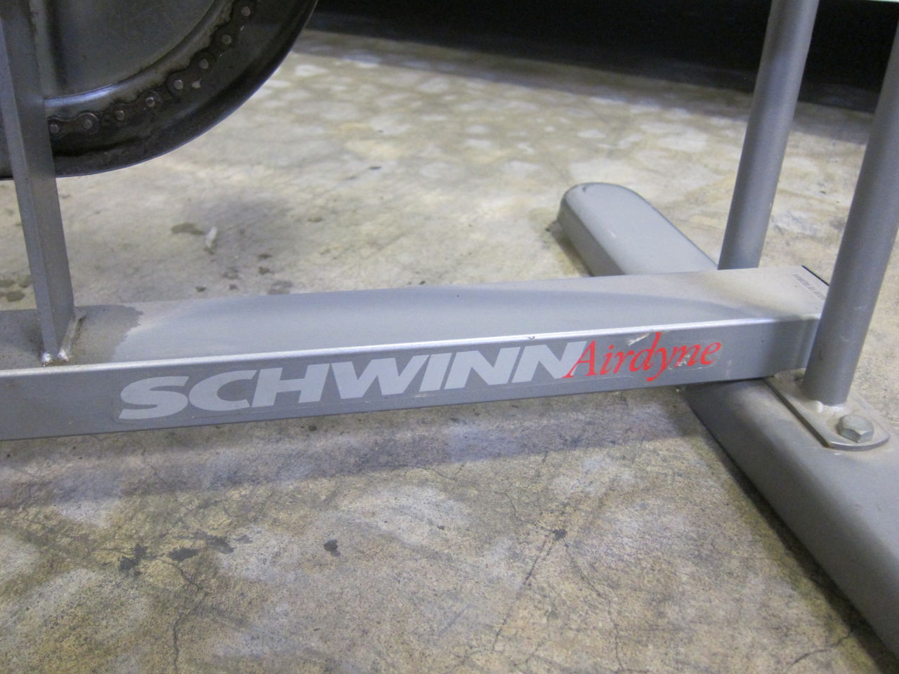 SCHWINN Airdyne Exercise Bike Recreational and Fitness Equipment