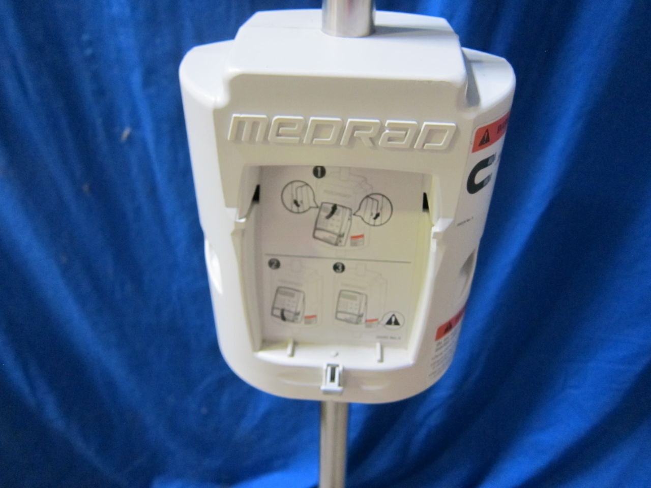 MEDRAD 3008899 Bracket on IV Pole Pump IV Infusion