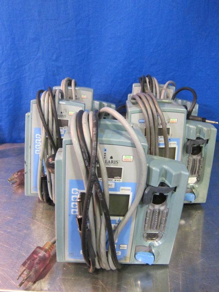 ALARIS 7130B  - Lot of 5 Pump IV Infusion