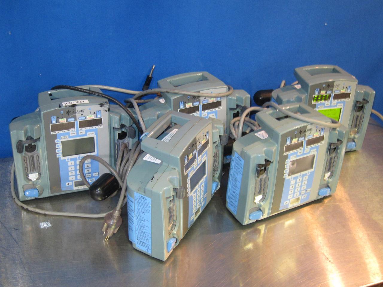 ALARIS 7230B Pump IV Infusion
