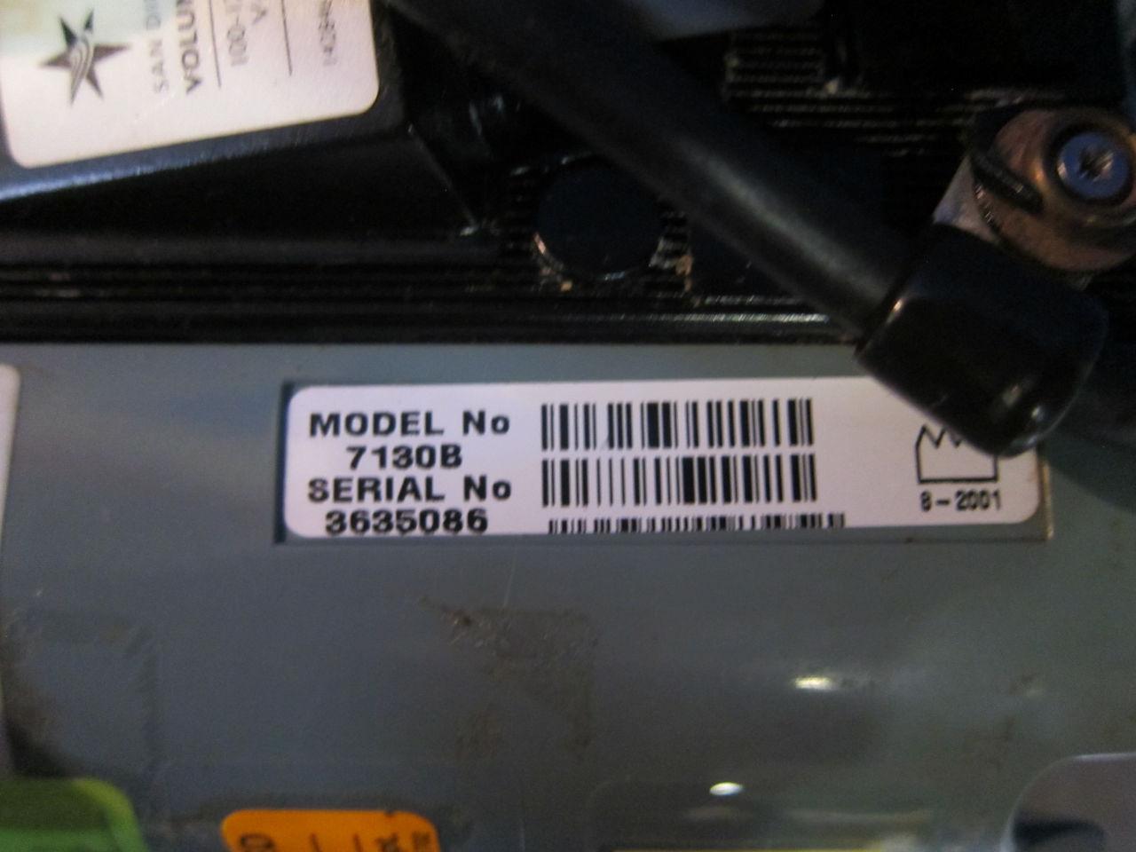 ALARIS 7130B  - Lot of 5 Pump IV Infusion