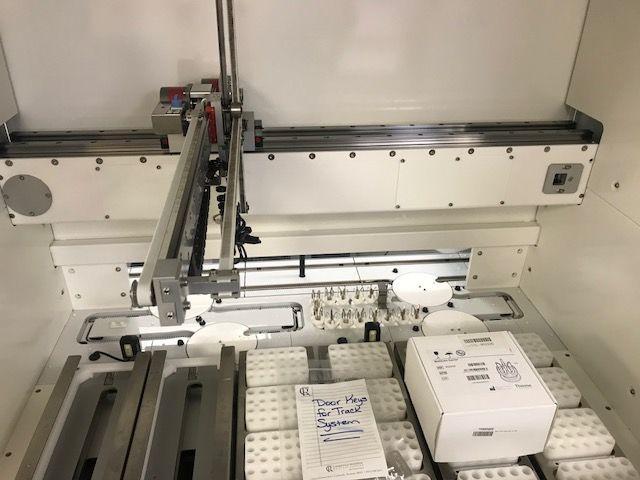 THERMO SCIENTIFIC TC Automation Laboratory  Chemistry Analyzer