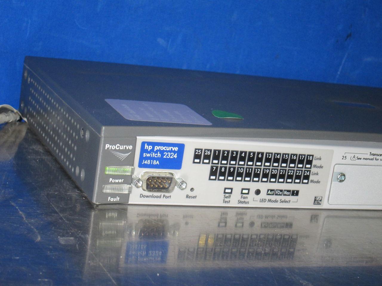 HP ProCurve Switch