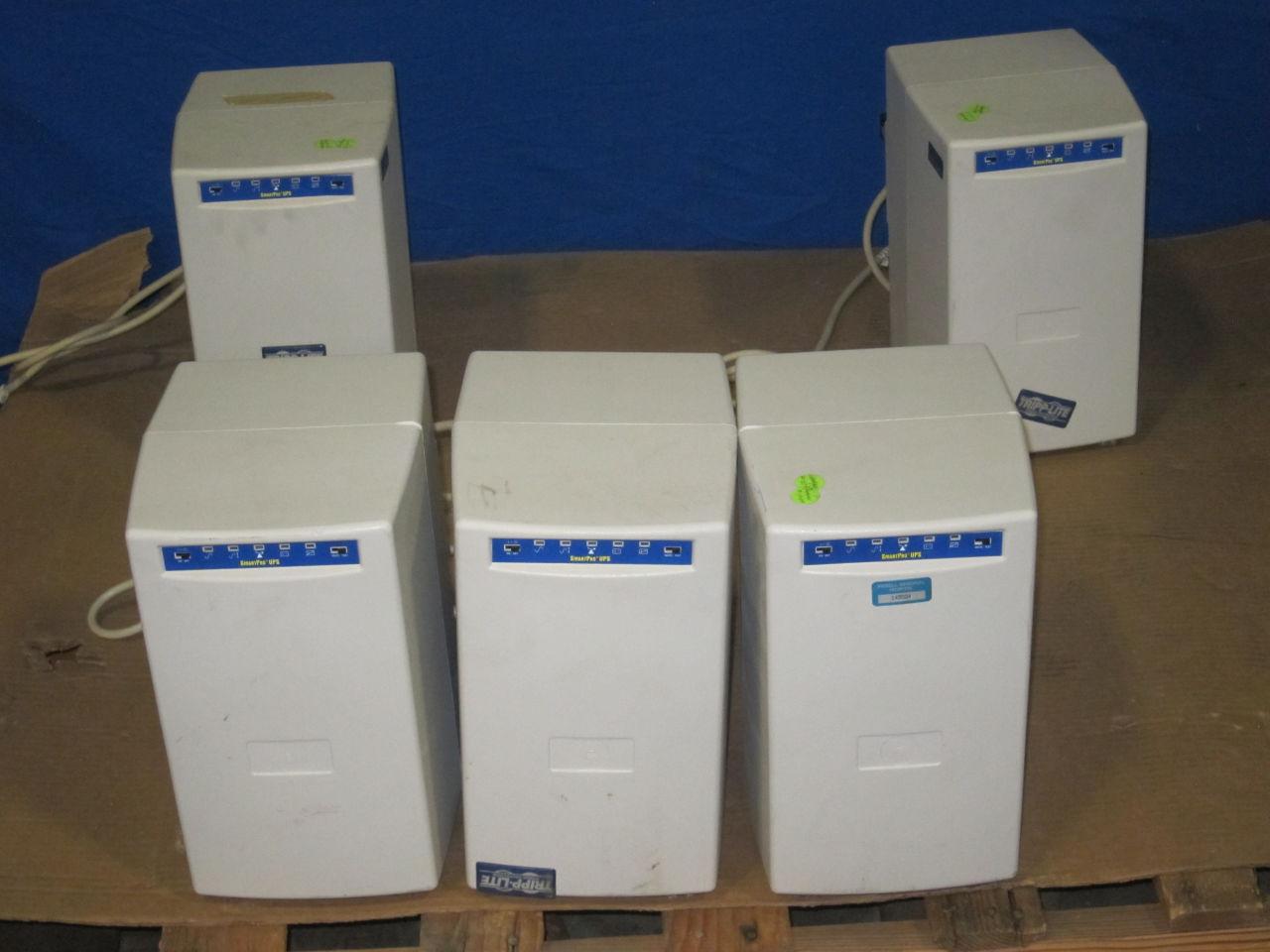 TRIPP-LITE Smart 700 HG  - Lot of 5 Uninterruptible Power Supply / UPS