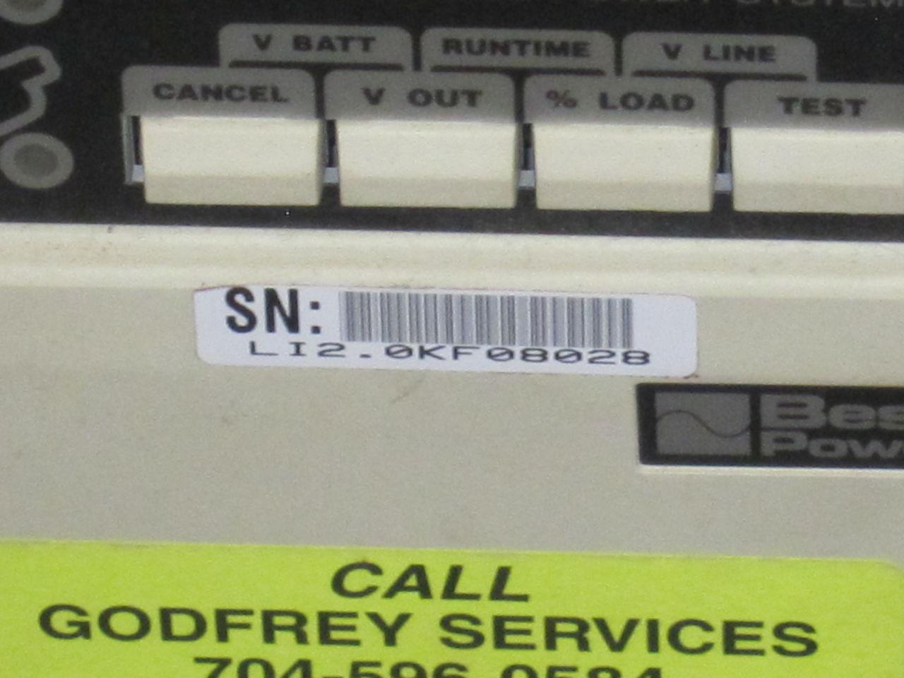 FORTRESS LIZ.OKVAF Uninterruptible Power Supply / UPS