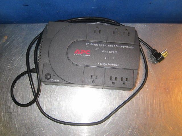 APC Back-UPS ES Uninterruptible Power Supply / UPS