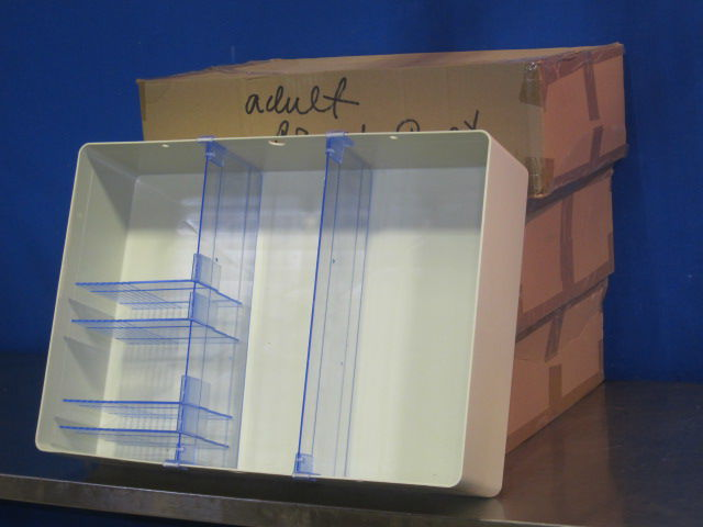 ARMSTRONG MEDICAL INDUSTRIES  Drawer - Lot of 4 Pharmacy/Med Cart
