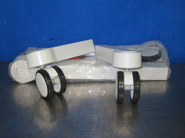 ITD GMBH KD 5056 902 Wheels for Cart - Lot of 2 Pharmacy/Med Cart