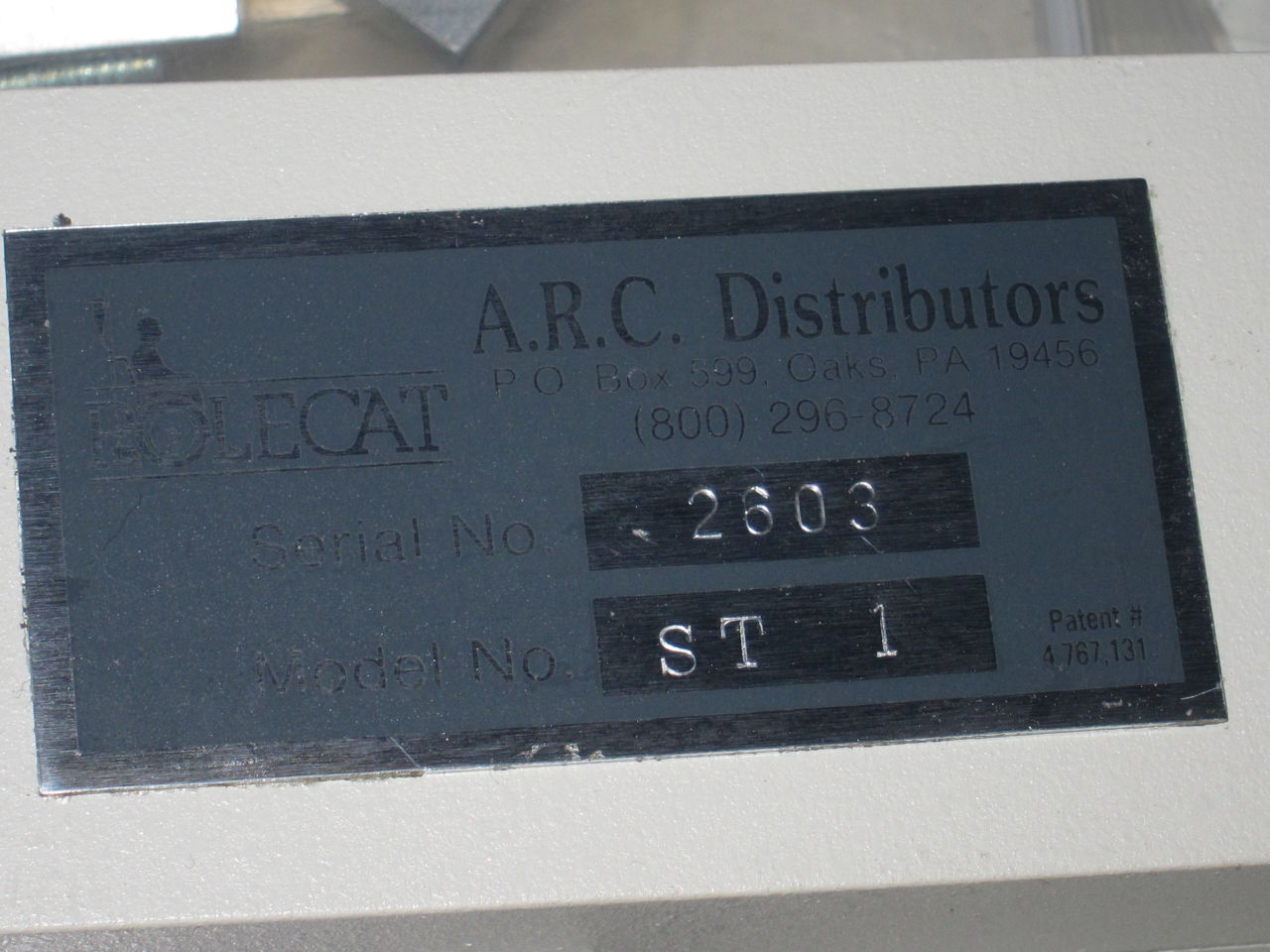 ARC DISTRIBUTORS Polecat ST-1 Accessory Wheelchair