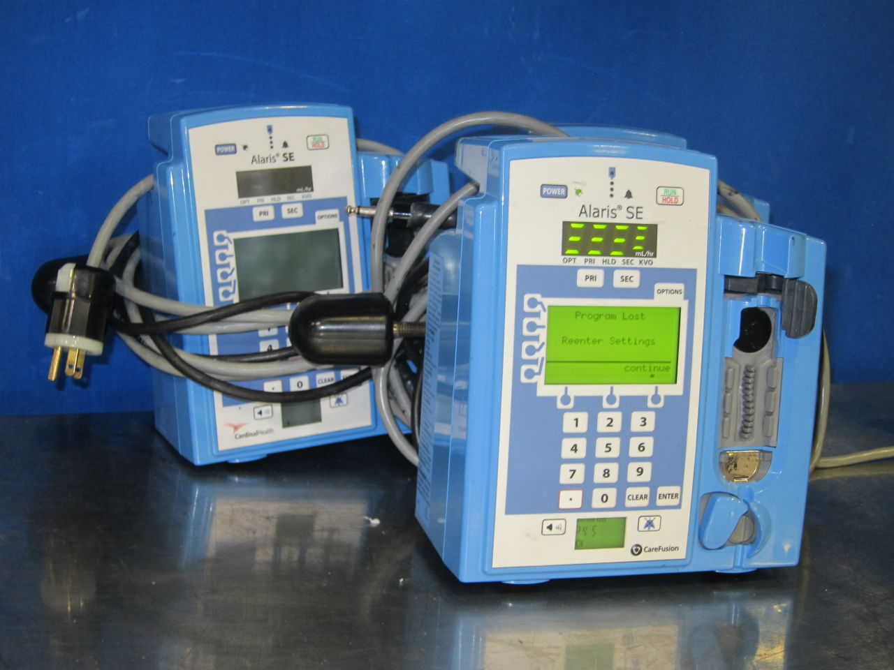 ALARIS 7130  - Lot of 3 Pump IV Infusion