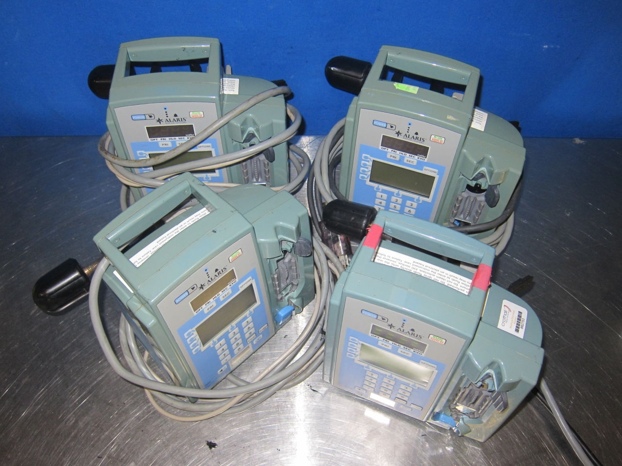 ALARIS 7130  - Lot of 4 Pump IV Infusion