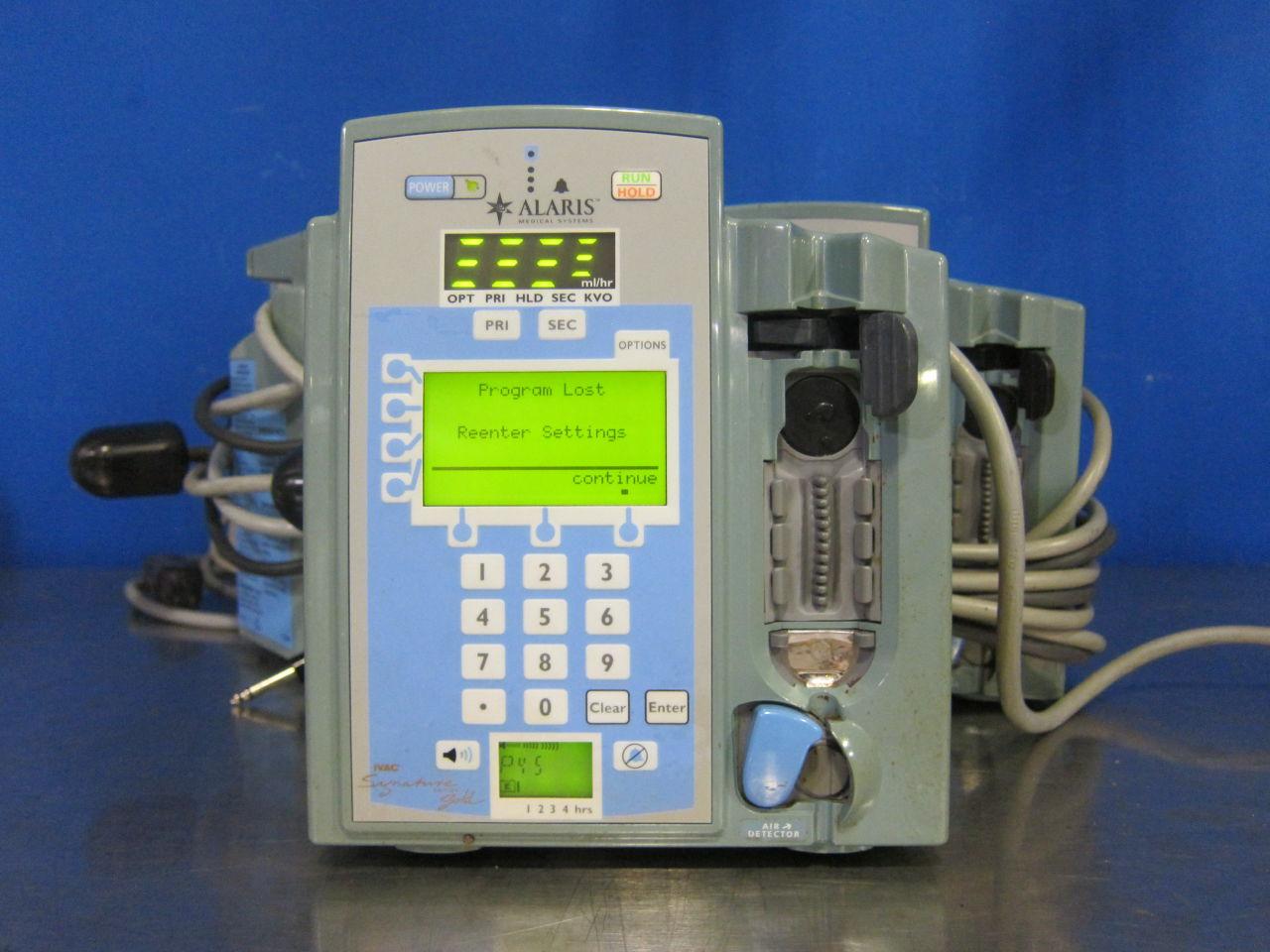 ALARIS 7130  - Lot of 5 Pump IV Infusion