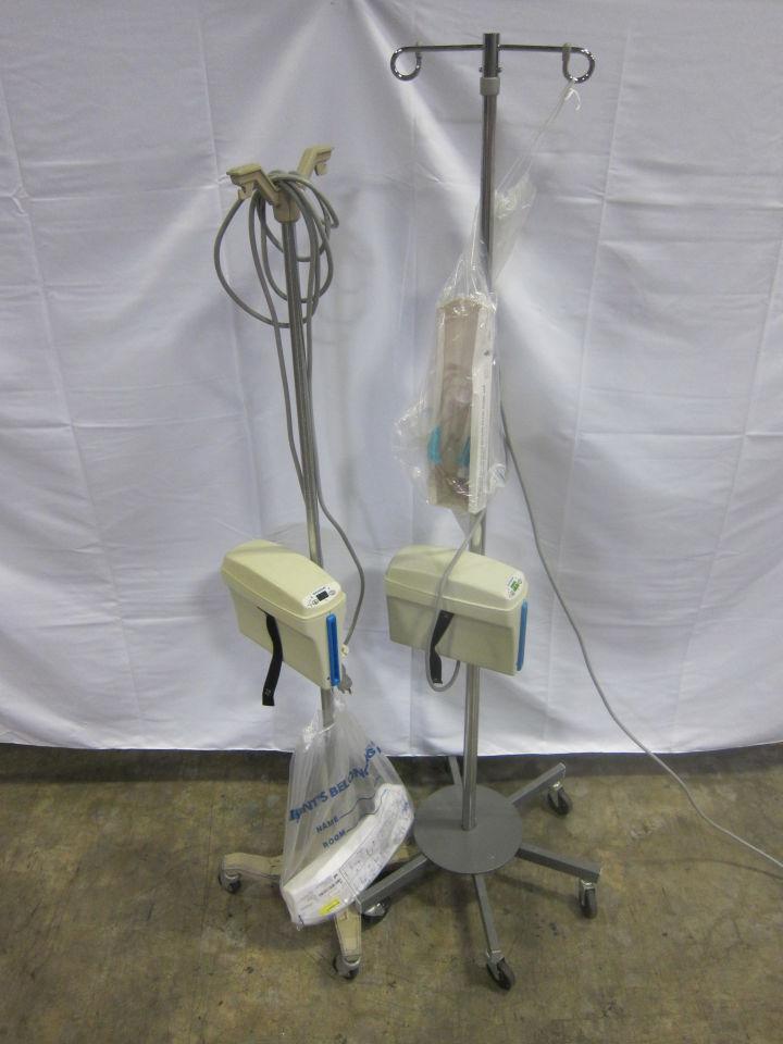 GAYMAR Medi-Temp III  - Lot of 2 Blood Warmer