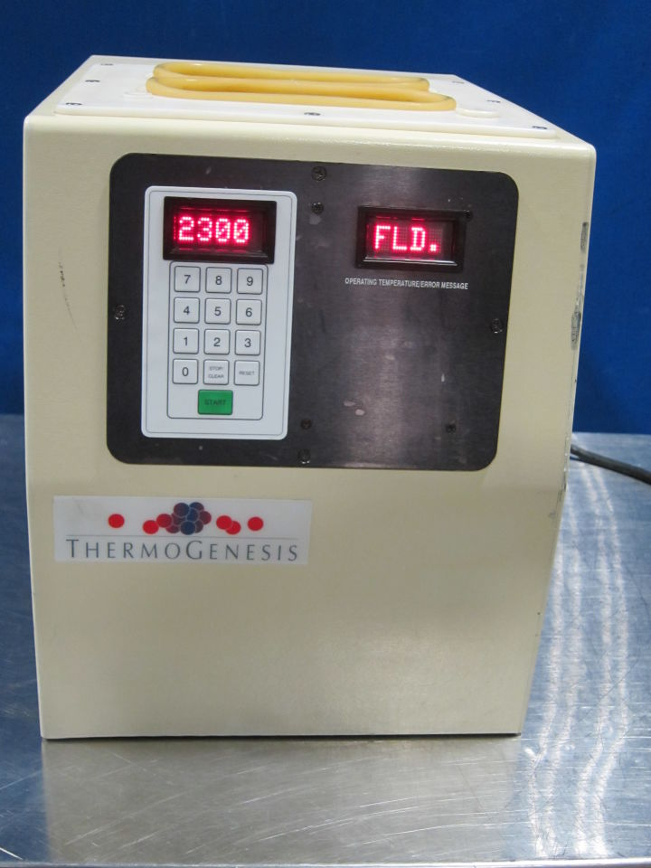 THERMOGENESIS MT-202 Thawing System Blood Warmer