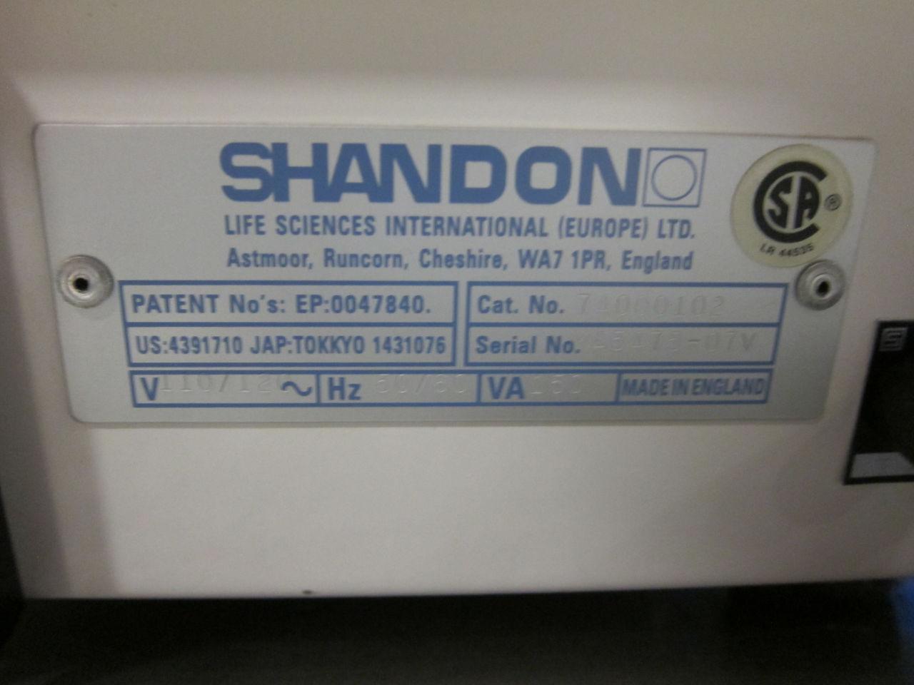 SHANDON Cytospin 3 Centrifuge