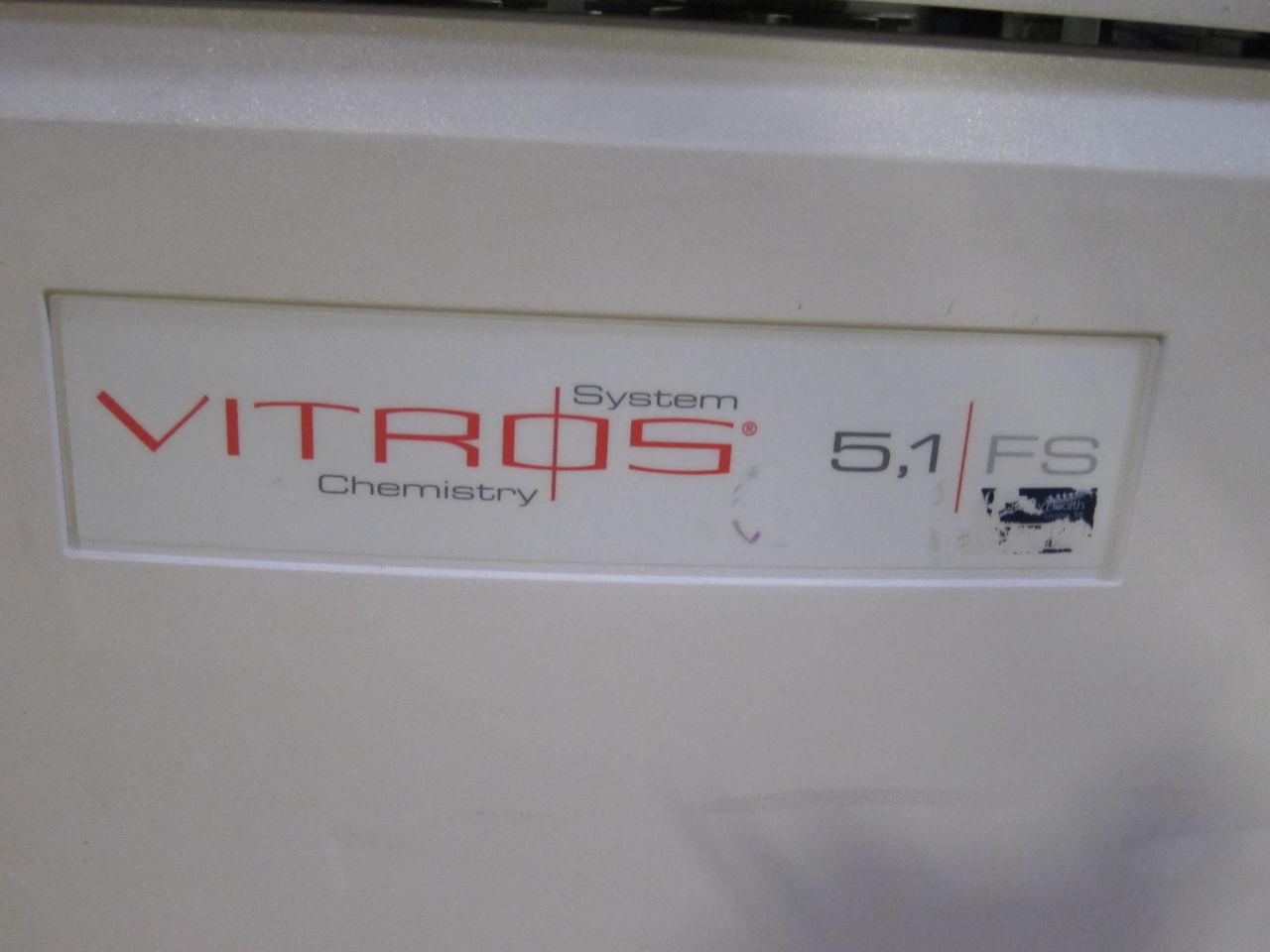 ORTHO CLINICAL DIAGNOSTICS VITROS 5,1 FS Chemistry Analyzer