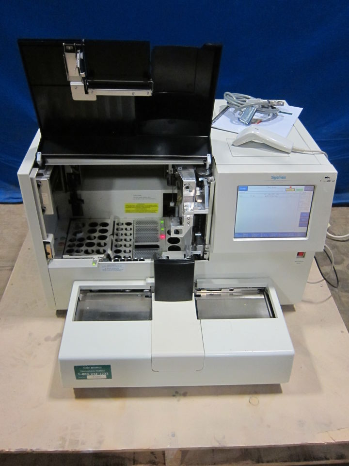 SYSMEX CA-1500 Coagulation Analyzer