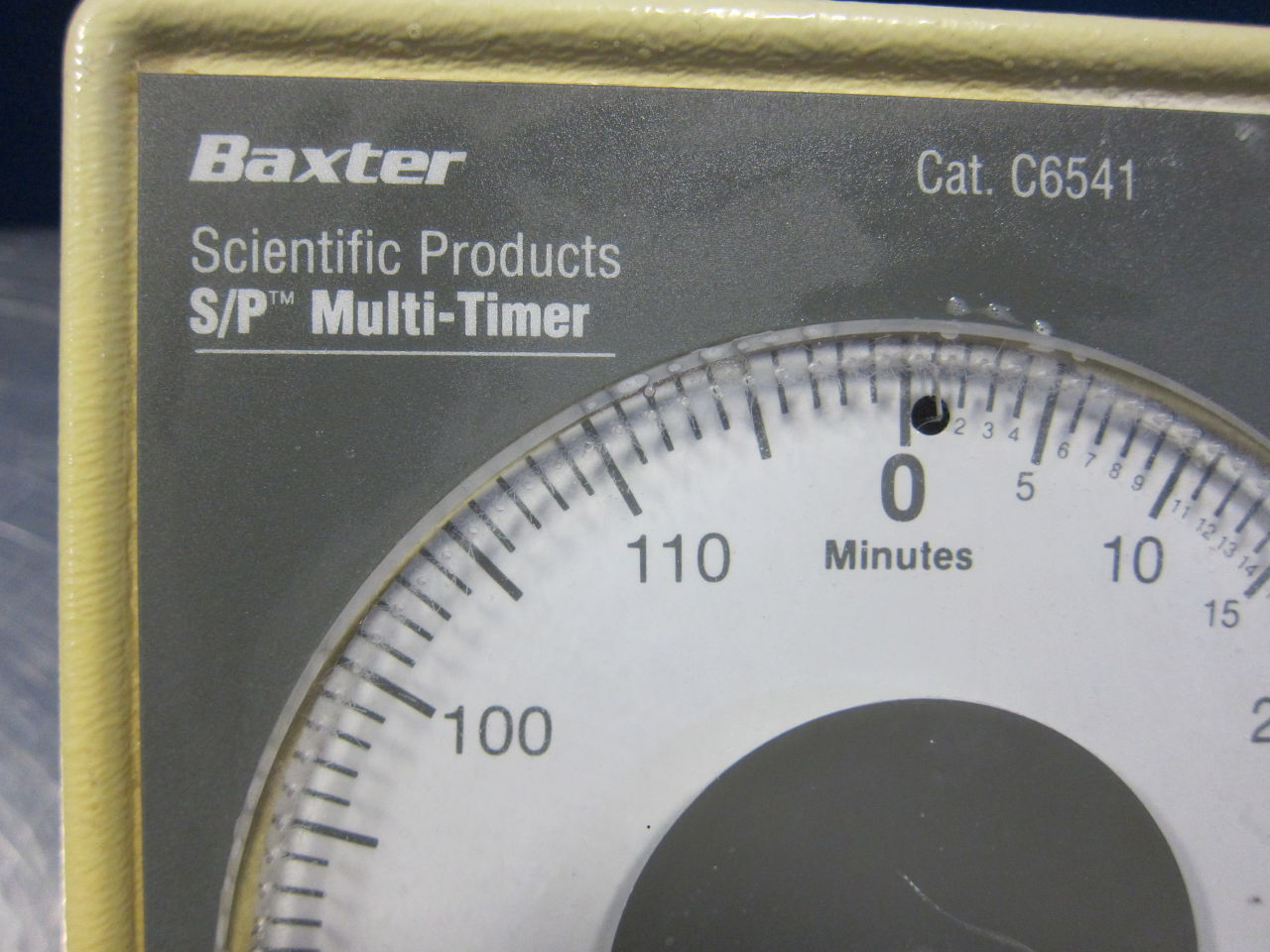 BAXTER C6541 Multi-Timer