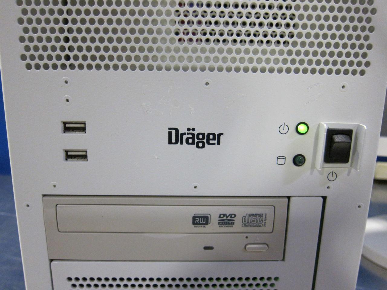 DRAGER Infinity Central Station Computer