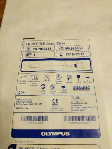 GYRUS ACMI PK Needle PKNE0533