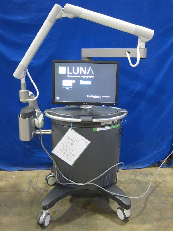 NOVADAQ TECHNOLOGIES Luna LU3000 Angio Lab