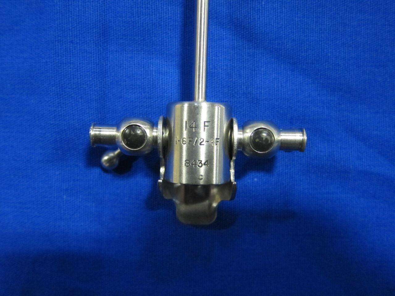WAPPLER 14F  1-6F/2-4F   8434 Resectoscope w/ Sheath