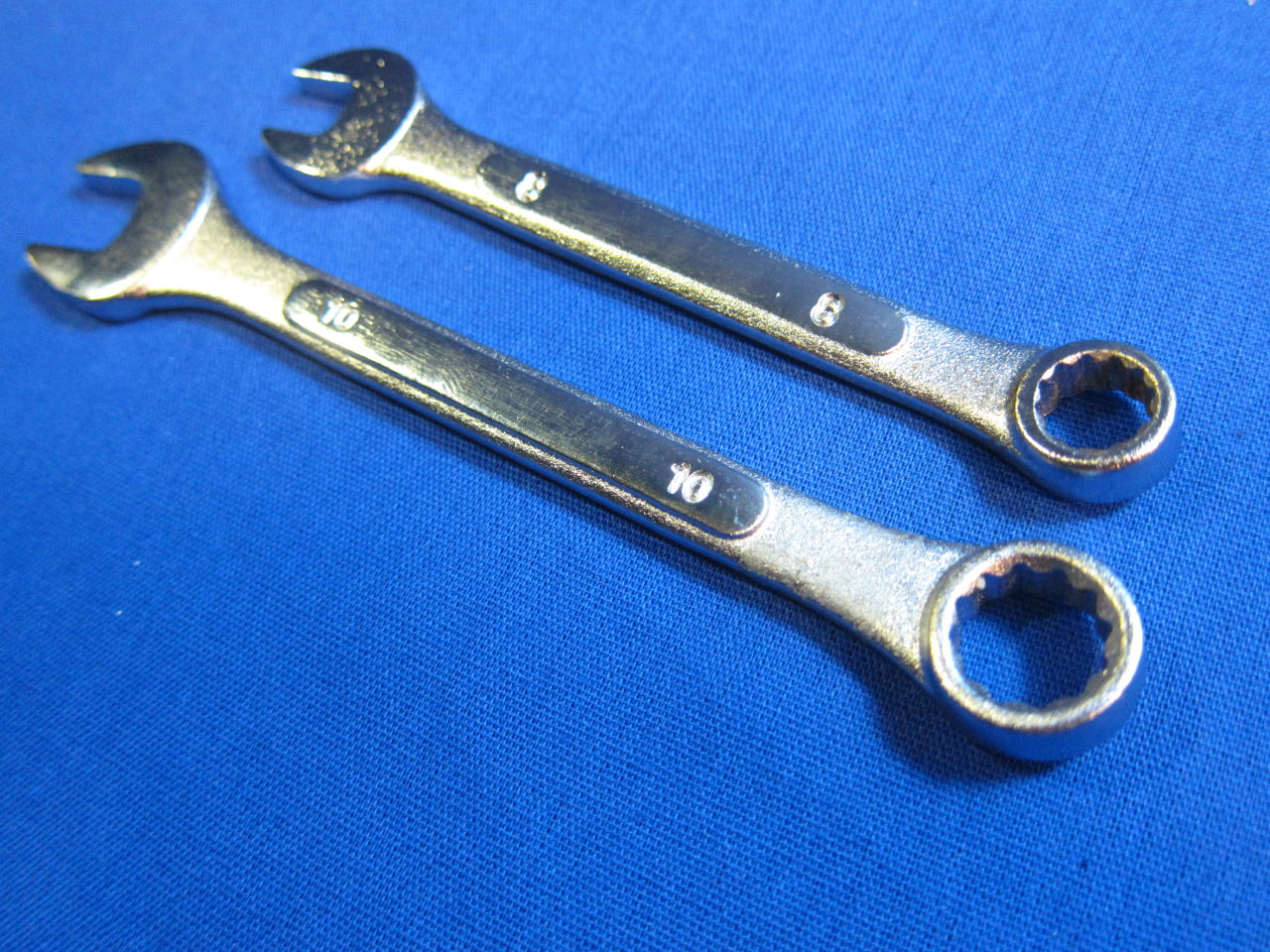 Various Combination Wrench - Lot of 2