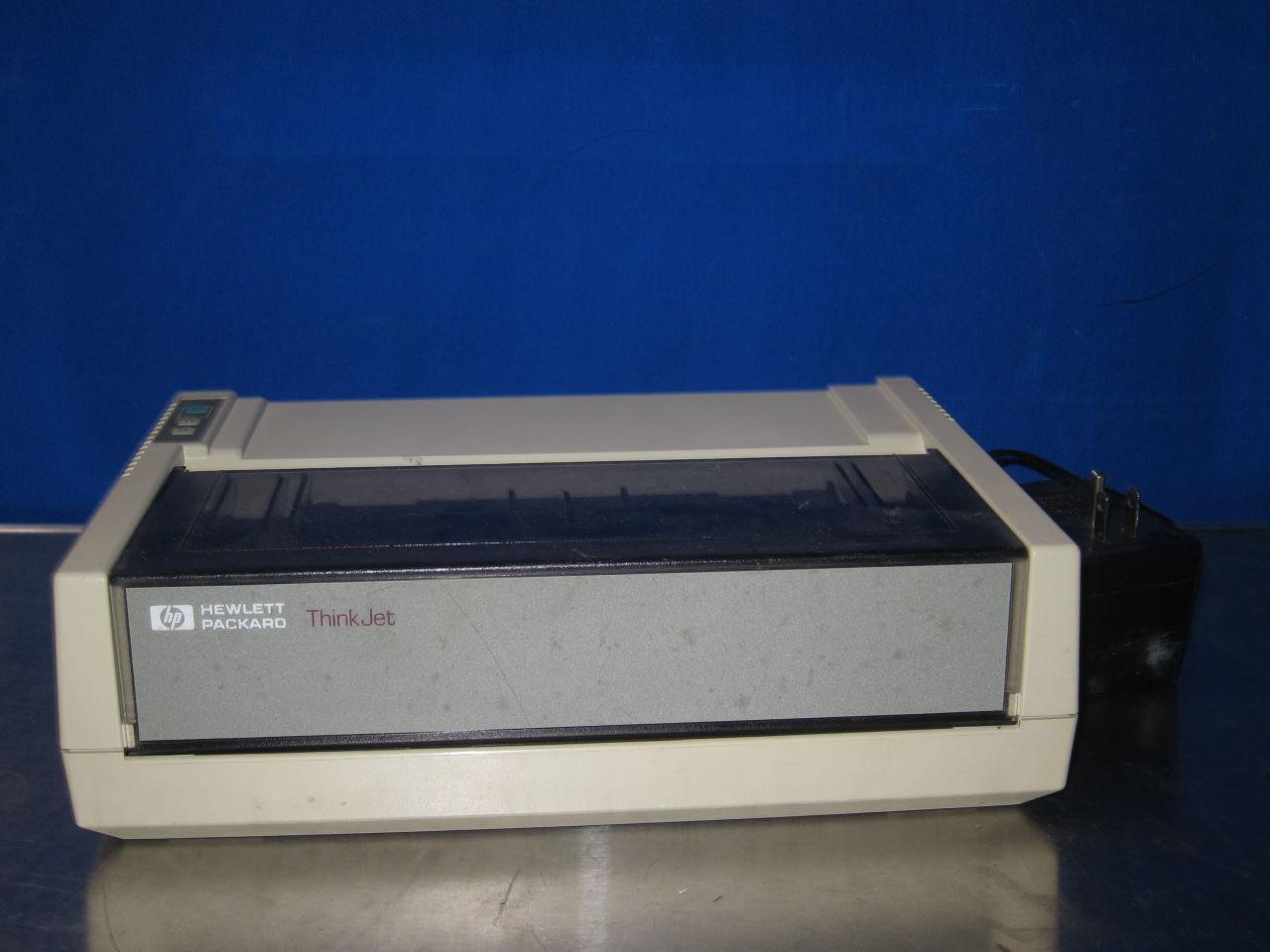 HEWLETT PACKARD 2225D Thinkjet Printer