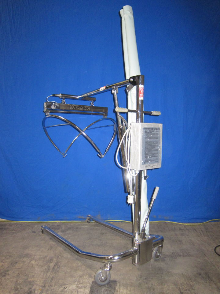 SCALETRONIX 29099 Hydraulic Patient Lift