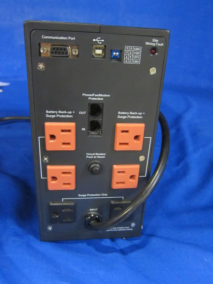 EMERSON Powersure PSA Uninterruptible Power Supply / UPS