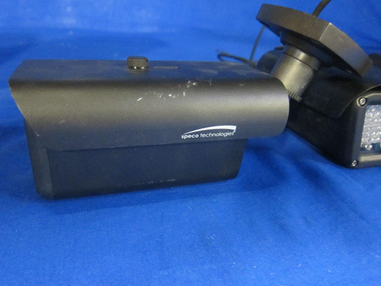 SPECO TECHNOLOGIES IR60 Infrared Camera