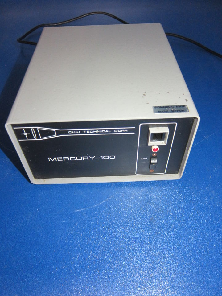 CHIU TECHNICAL Mercury-100 Power Supply