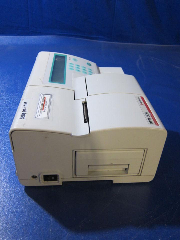 OPTIMEDICAL OSMETECH Opti CCA Blood Gas Analyzer
