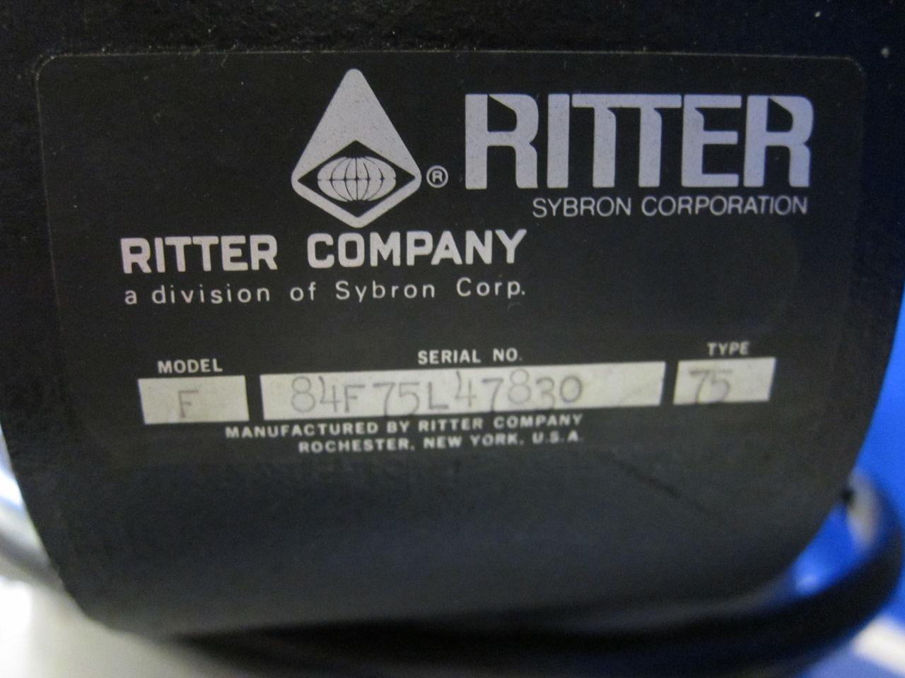 RITTER F75 Exam Chair