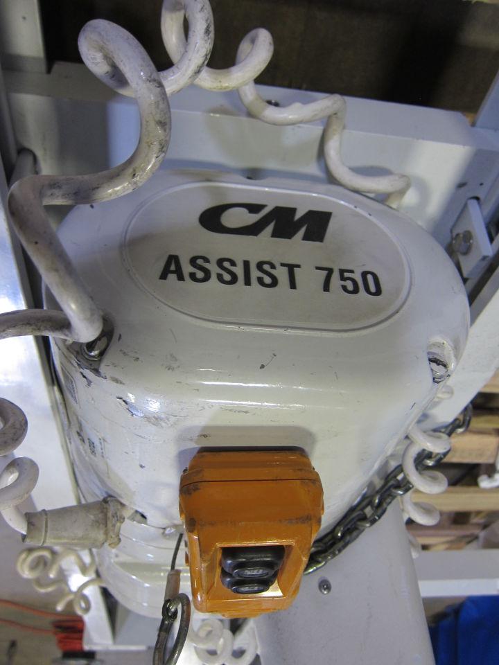 COLUMBUS MCKINNON CORP L2507PV Patient Lift