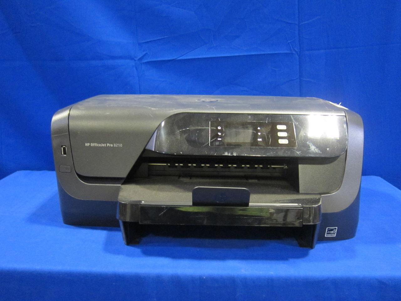 HEWLET PACKARD OfficeJet Pro 8210 Printer