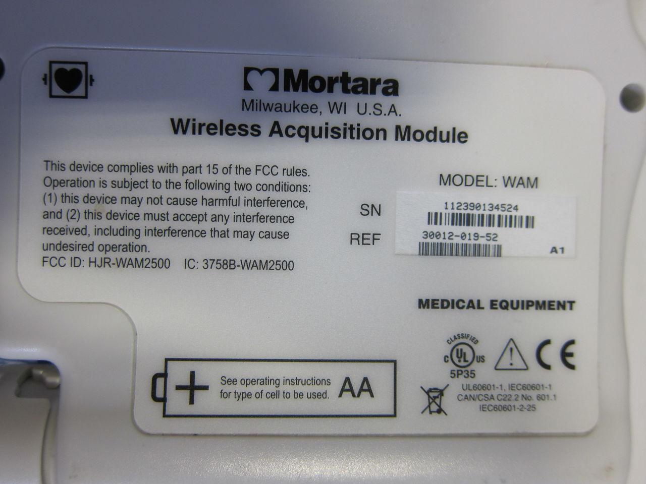 MORTARA Eli 350 ECG unit