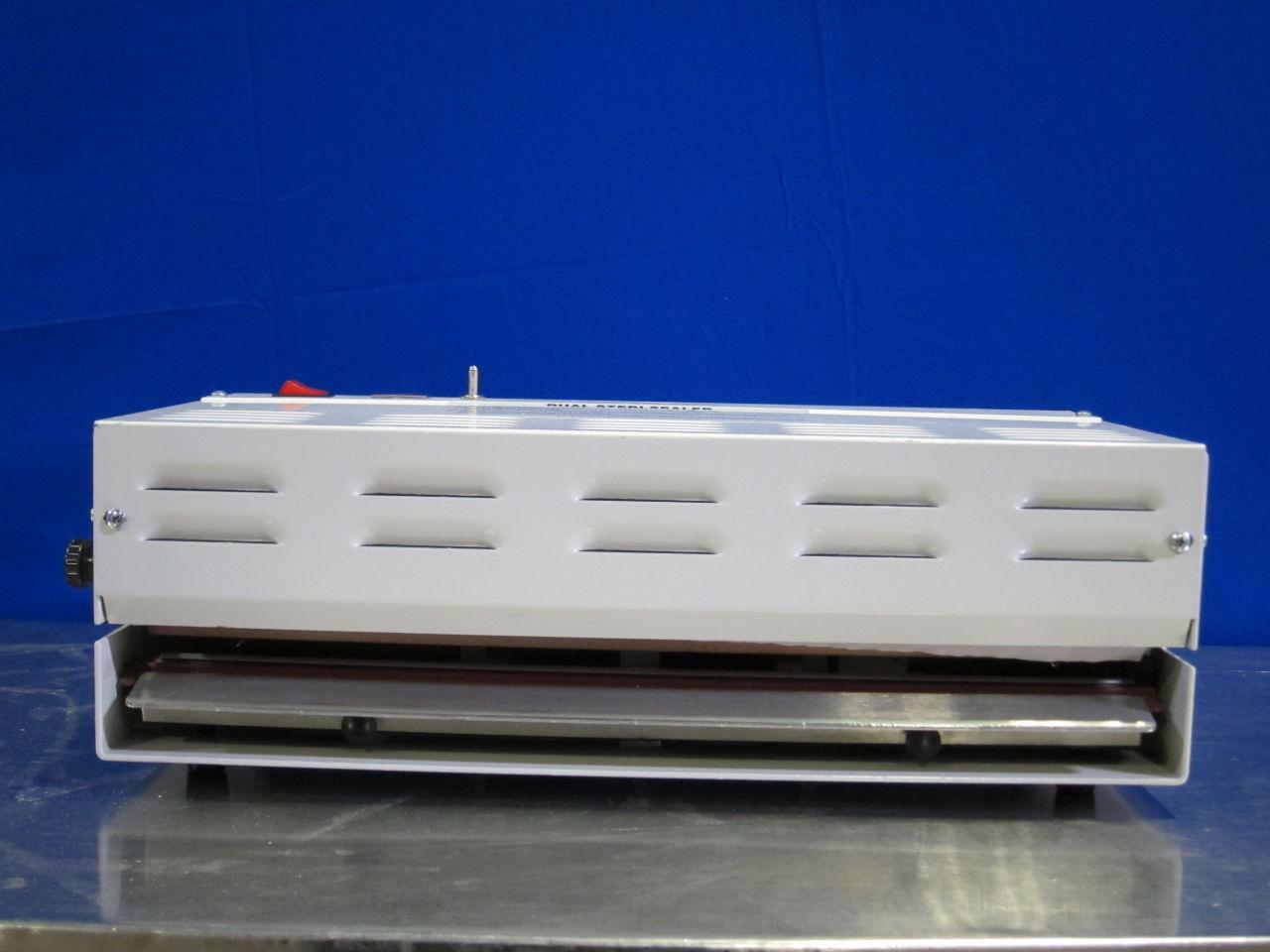 GAMMA ELECTRONICS Dual Steri-Sealer Tube Sealer