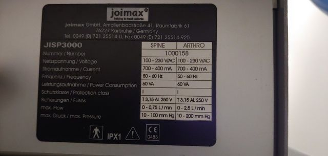 JOIMAX HD Endoscopic Tower