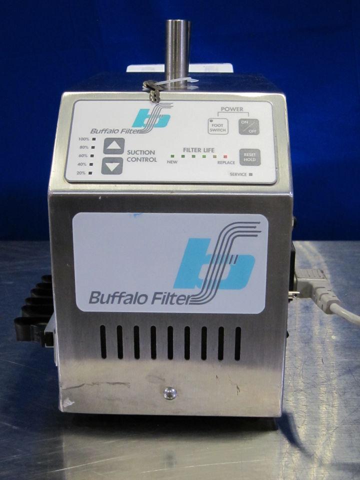 BUFFALO FILTER Porta Plumesafe 602 Smoke Evacuator