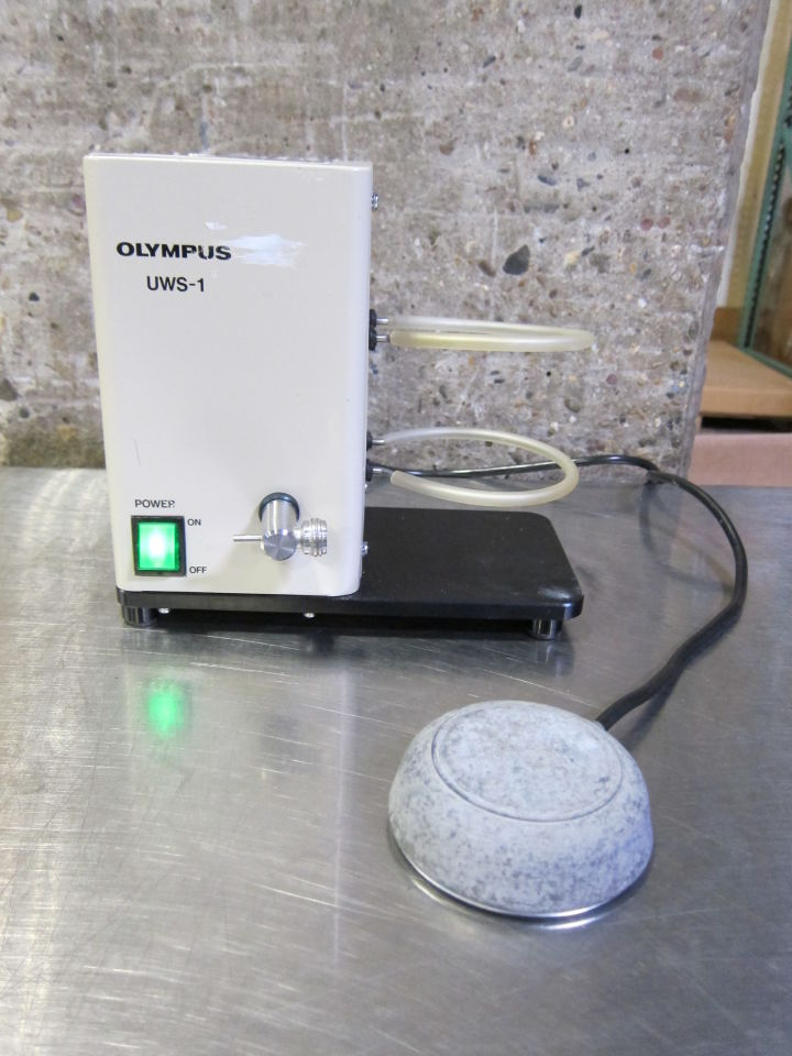 OLYMPUS UWS-1 Water Supply