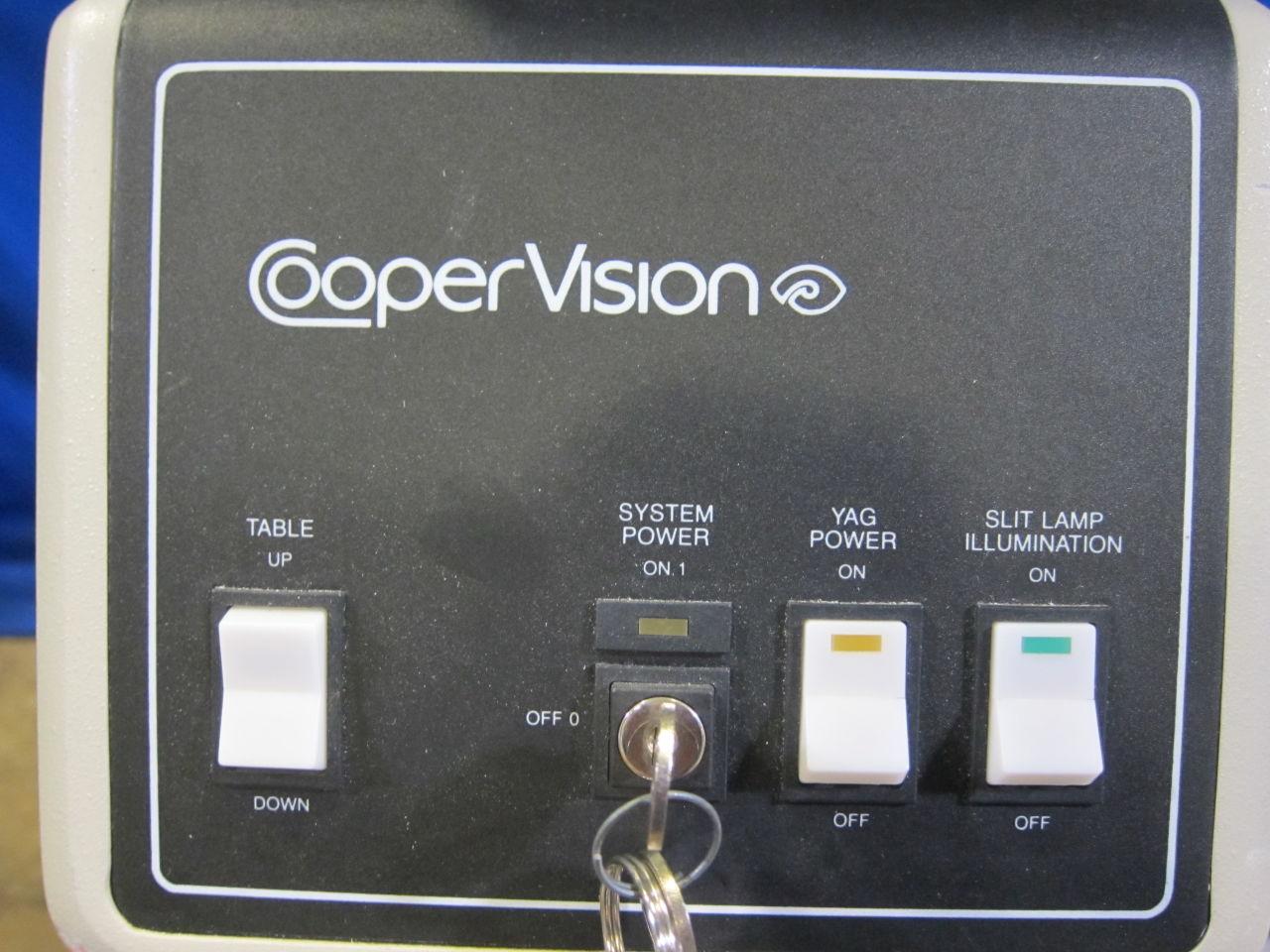 COOPER LASERSONICS CooperVision 2300 Laser - YAG