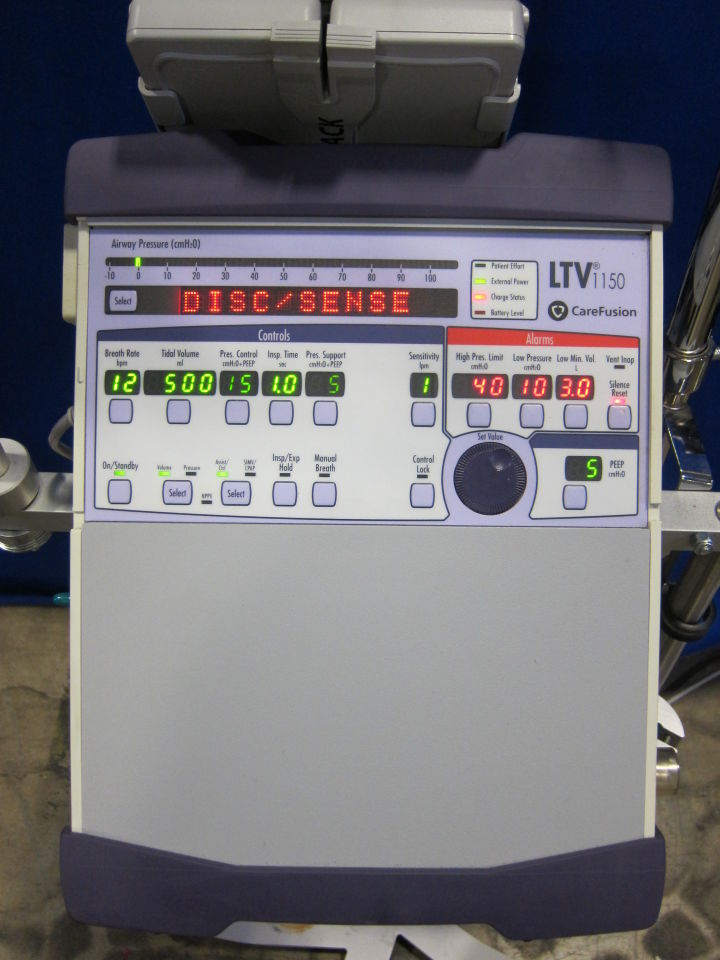 CAREFUSION LTV 1150 Ventilator