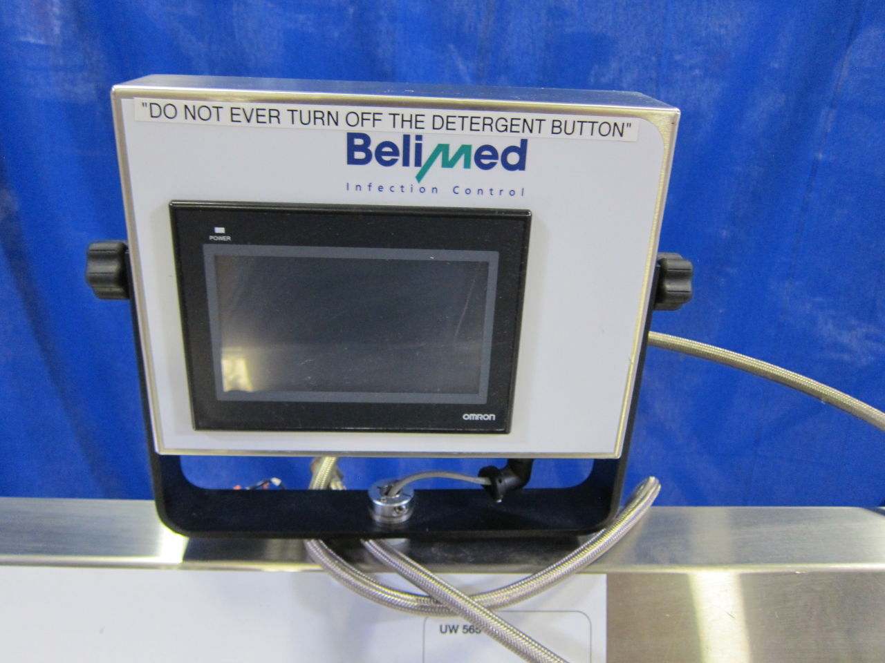 OMRON Belimed Ultrasonic Sterilizer