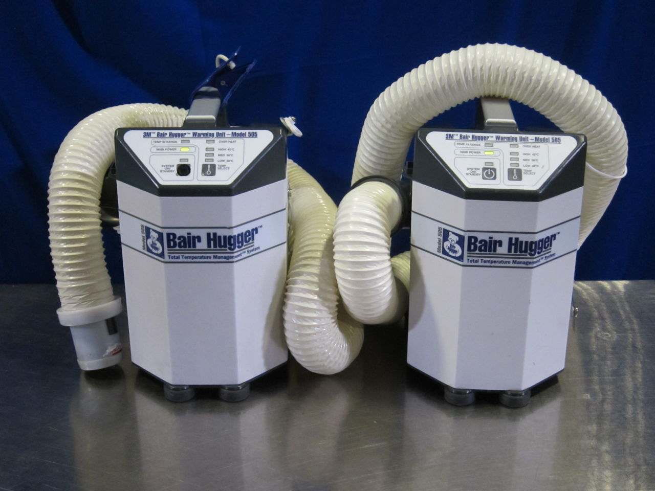 3M Bair Hugger 505  - Lot of 2 Patient Warmer