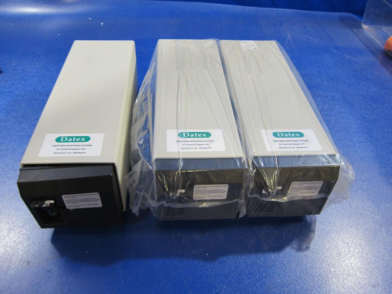 DATEX G-AiO  - Lot of 3 Module