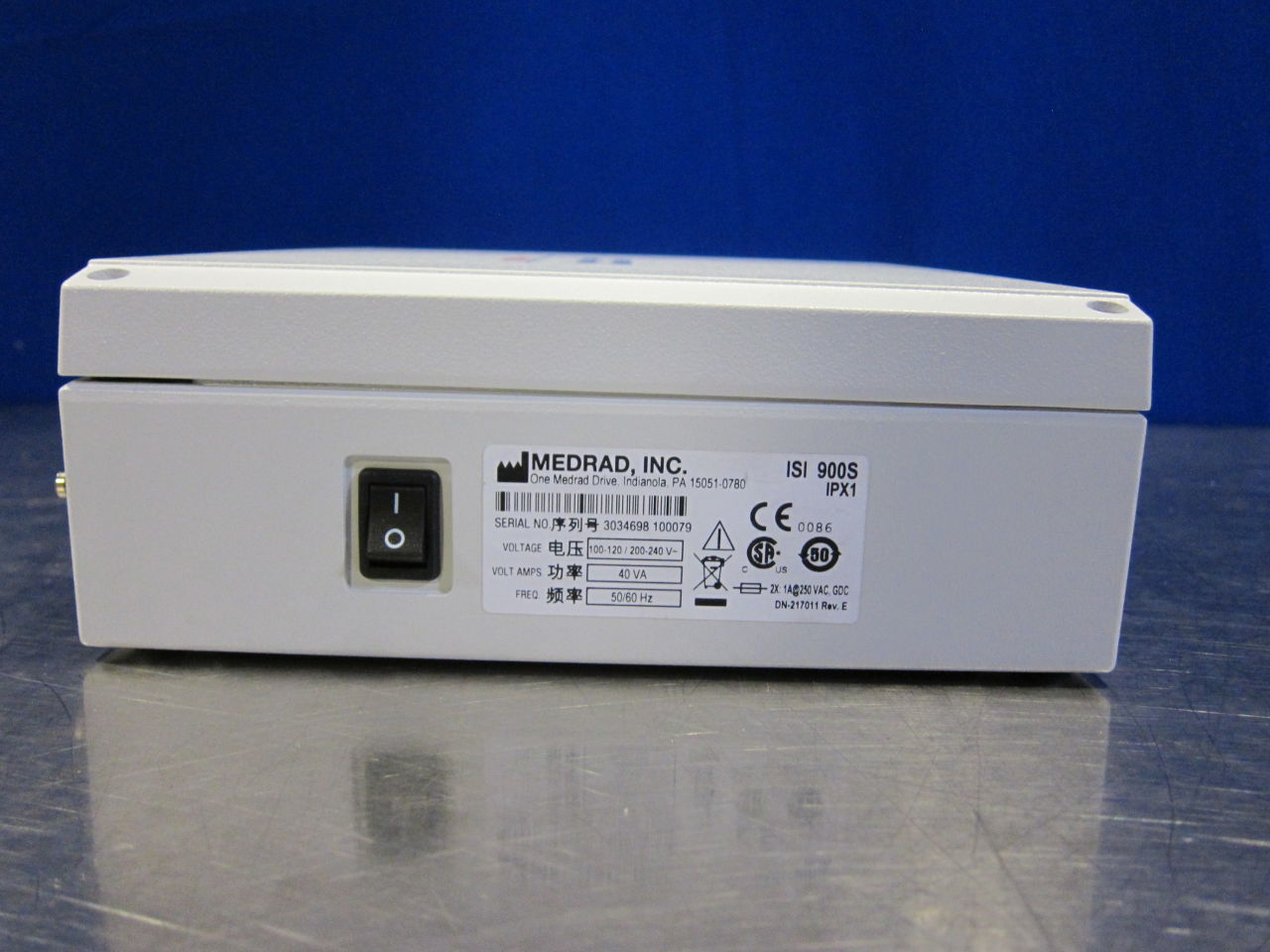 MEDRAD ISI900S Module
