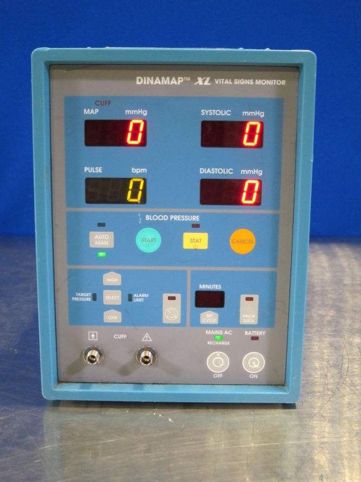JOHNSON & JOHNSON Dinamap XL Monitor