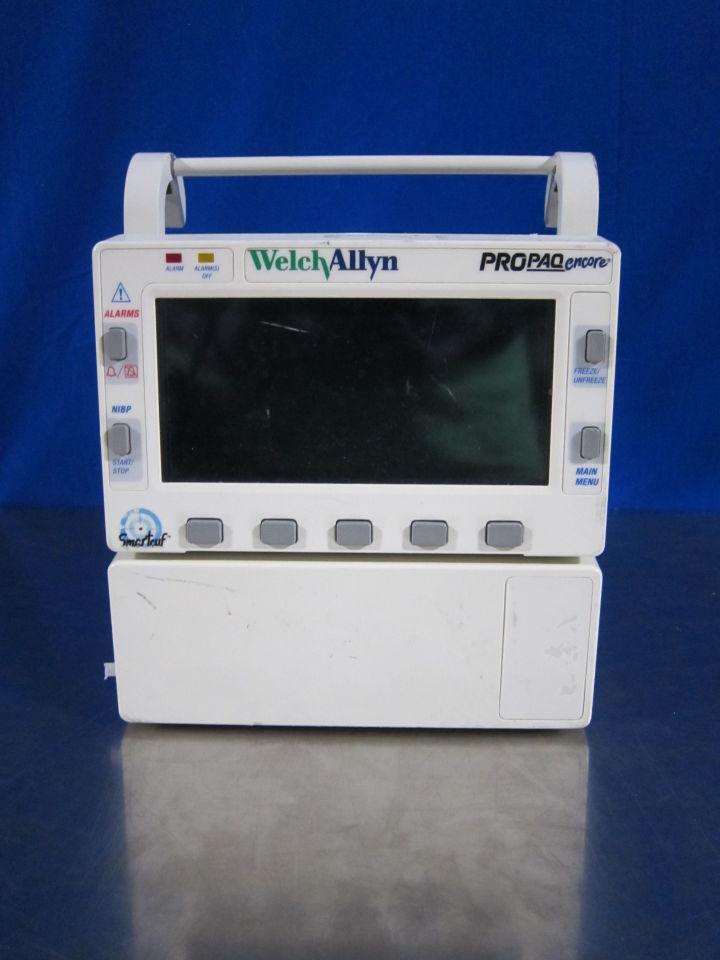 WELCH ALLYN ProPaq Encore  - Lot of 3 Monitor