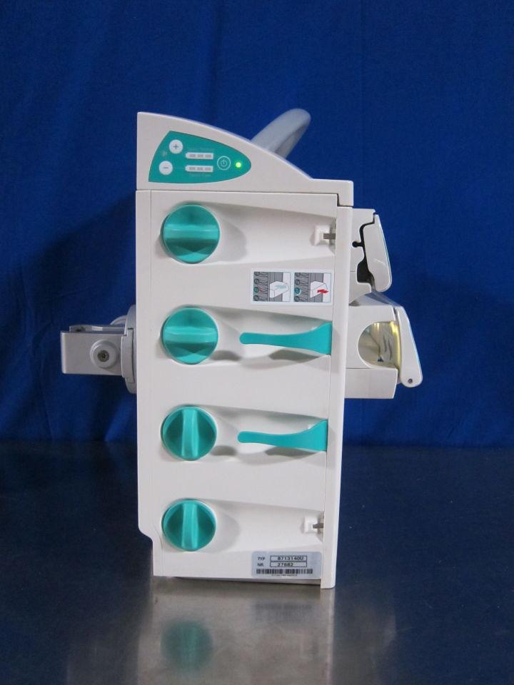 BRAUN Space Station Pump Rack Pump IV Infusion